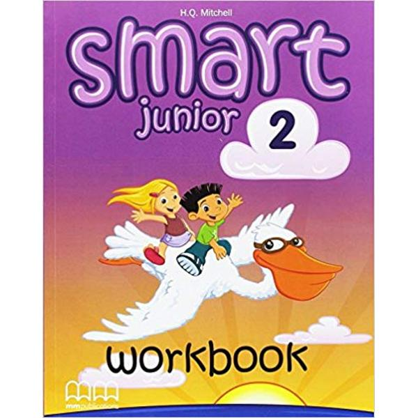 Smart Junior is an innovative six-level primary course in British EnglishIts a course that follows the modular approach and the requirements of the Common European Framework of Reference