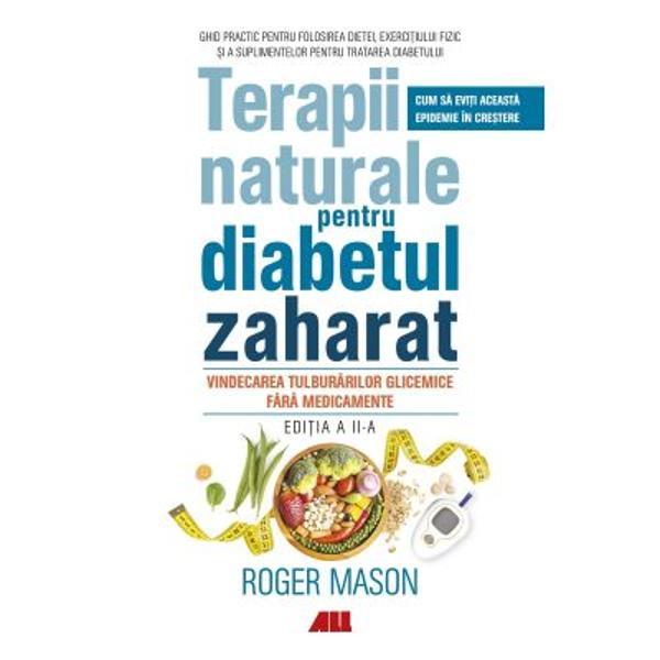 Zeci de milioane de oameni din întreaga lume sufer&259; de diabet zaharat &351;i în fiecare an num&259;rul lor continu&259; s&259; creasc&259; Diabetul poate fi u&351;or prevenit pur &351;i simplu prin men&355;inerea unei diete s&259;n&259;toase &351;i echilibrate dar mul&355;i oameni nu realizeaz&259; consecin&355;ele grave ale drumului lor devenit rutin&259; c&259;tre restaurantul fast-food favoritDin fericire autorul de