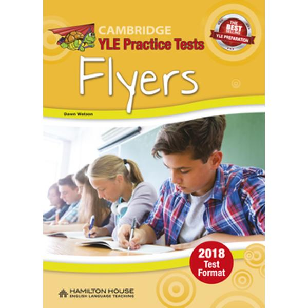 Cambridge Starters Movers & Flyers Practice Testshave been designed to familiarise young learners with the exact format of the revised 2018 examinations as well as to expand their vocabulary and to improve the skills required to do well in these examinationsKey Features• five complete practice tests• consolidation exercises after every test to ensure students practise vocabulary which frequently appears in the