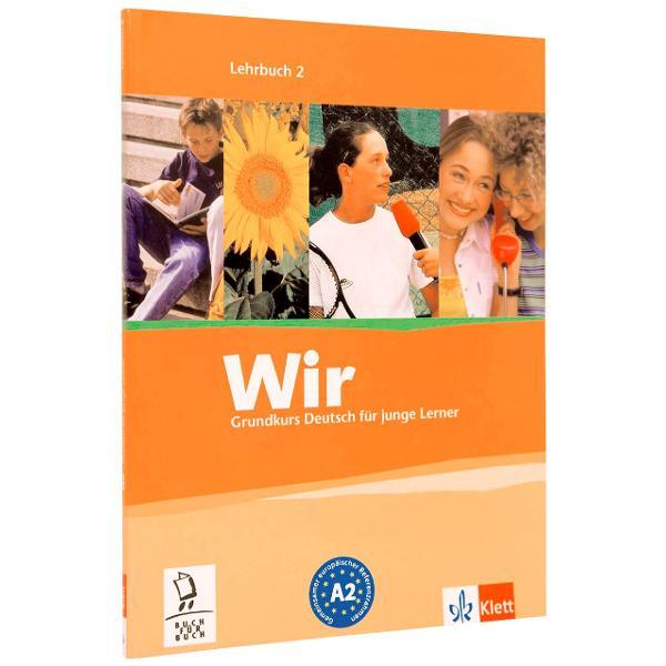 Wirbereitet junge Lernende auf die PrüfungenFit in Deutsch 1und2A1 A2 für ÖsterreichKID 1und2 sowieZertifikat Deutsch für JugendlicheB1 vor- Das Lehrbuch enthält ansprechende Bildimpulse mit Dialogsituationen sowie Lernziele für denEinstieg- Grammatik und Wortschatz werden spielerisch erarbeitet und abschließend