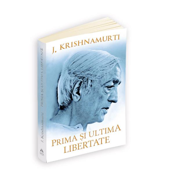 """Jiddu Krishnamurti 1895-1986 este considerat de revistaTime""""unul dintre cei cinci sfinti ai secolului XX"""" iar Dalai Lama l-a numit """"unul dintre cei mai mari ganditori ai veacului nostru""""Daca adevarul ne poate elibera unde il putem gasi In opinia lui Krishnamurti adevarul nu il gasim in societate si in institutiile sale nici in religiile organizate si in dogmele lor si nici in vreun guru expert in self-help Speranta gasirii"""