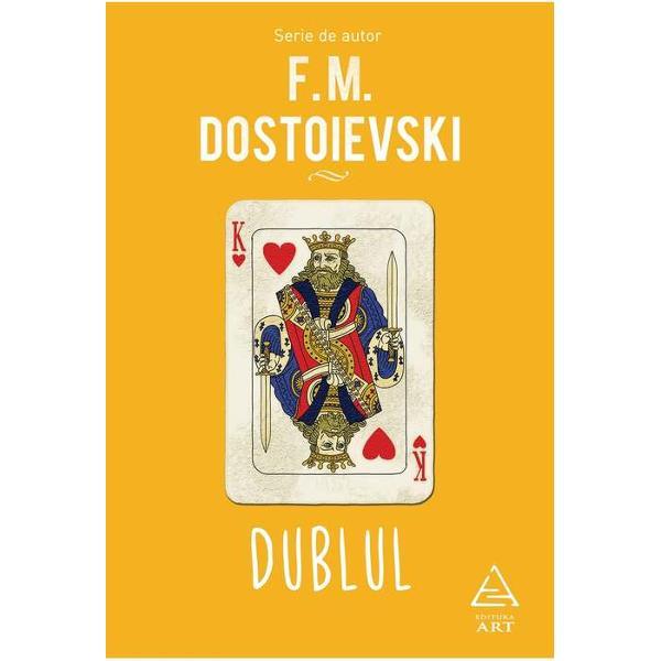De&537;i reputa&539;ia literar&259; a lui Dostoievski s-a construit în jurul celebrelor sale romane proza lui de dimensiuni mai restrânse e la fel de valoroas&259; ca Fra&539;ii Karamazov Crim&259; &537;i pedeaps&259; sau Idiotul Povestire nuvel&259; sau chiar microroman Dublul 1846 spune povestea lui Goliadkin un func&539;ionar singuratic tulburat de surprinz&259;toarea apari&539;ie a sosiei sale sosie care încearc&259; s&259;-i distrug&259;