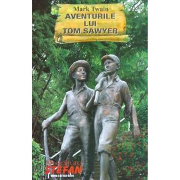 Aventurile lui Tom Sawyer - Mark TwainAproape toate aventurile ilustrate in cartea de fata sunt intamplari adevarate una-doua sunt ale mele celelalte ale fostilor mei colegi de scoala Huck Finn este un personaj real; Tom Sawyer de asemenea dar nu de sine statator caci figura lui e o imbinare de caractereSuperstitiile ciudate de care amintesc aici erau foarte raspandite printre copiii si sclavii din Vestul Americii acum treizeci-patruzeci de aniDesi am