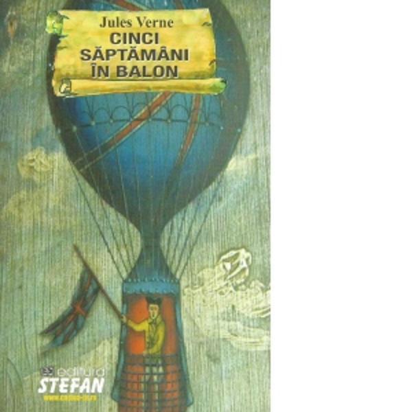 Jules Verne nume complet Jules Gabriel Verne;n 8 februarie 1828 NantesFranta - d 24 martie 1905 Amiens Franta a fost un scriitor francez si un precursor al literaturii stiintifico-fantasticeIn 1863 editorul Pierre-Jules Hetzel 1814-1886 i-a publicat primul roman Cinci saptamani in balon al carui succes urias a adus semnarea unui contract de douazeci de ani pentru o serie de Calatorii extraordinare o parte din cele 62 de romane care au format-o fiind serializate in