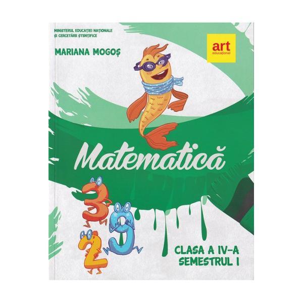 Manualul &351;colar a fost aprobat prin OMENC&350; nr 513605092016 &351;i a fost realizat în conformitate cu Programa &351;colar&259; pentru MATEMATIC&258; CLASELE A III-A- A IV-A aprobat&259; prin OM nr 500302122014