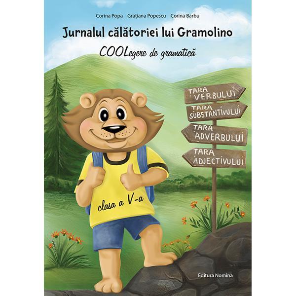 COOLegerede gramatic&259; clasa a V-a