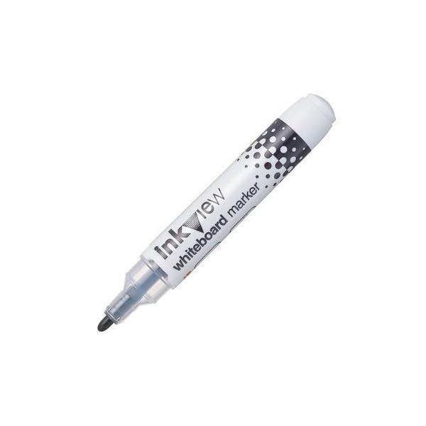 Cerneala nu consine solventi toxici Se sterge usor cu buretele de tabla Varf rotund Fereastra pentru vizualizarea nivelului de cerneala