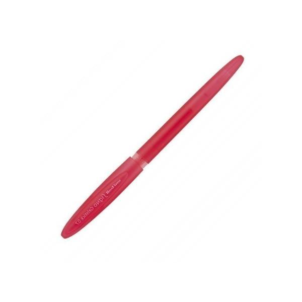 Uniball Signo Gelstick este un pix cu gel de unica folosinta ideal pentru activitatile de zi cu zi atat la scoala cat si la birouGel pe baza de pigment rezistent la apa si decolorare varf din otel inoxidabil si sistemul de prevenire a scurgerilor sunt caracteristicile care il fac un instrument de scris foarte popular