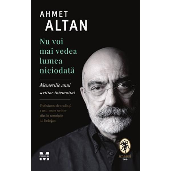 Textele acestea sunt scrise în tenebrele închisorii Con&537;tient c&259; atâta vreme cât regimul Erdogan se va afla la putere el nu va mai vedea lumea cu ochii unui om liber Ahmet Altan unul dintre cei mai cunoscu&539;i romancieri din Turcia î&537;i afl&259; libertatea în scris în citit &537;i în adâncurile memoriei Aceast&259; bijuterie scoas&259; din genunile tiraniei este un adev&259;rat credo ce demonstreaz&259;
