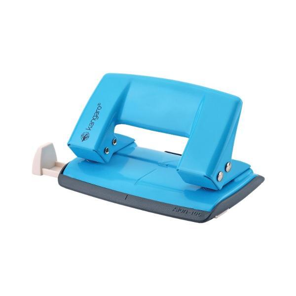 Miniperforator din metal prev&259;zut cu rezervor pentru confetti