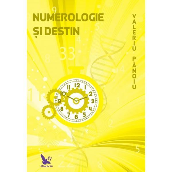 Dup&259; succesul c&259;r&539;ii Astrologia de la Cer la P&259;mânt Valeriu P&259;noiu unul din cei mai cunoscu&539;i &537;i aprecia&539;i astrologi ai României revine la Editura For You cu un alt veritabil manual de autocunoa&537;tere de data aceasta prin numerologie Convins c&259; genialitatea const&259; în simplitate &537;i c&259; întreb&259;rile existen&539;iale î&537;i con&539;in r&259;spunsul în simboluri aflate la vedere
