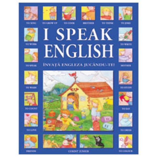 I Speak English Invata engleza jucandu-te