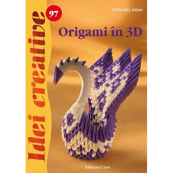 Toate modelele Origami sunt tridimensionale motiv pentru care denumirea de Origami în 3D nu este cea mai potrivit&259; Tehnica realiz&259;rii pieselor se asemuie cel mai bine cu asamblarea pieselor jocului Lego atâta doar c&259; în acest caz în locul pieselor de plastic se vor asambla elemente de hârtie Ini&355;ial se pliaz&259; piesele componente care se ata&351;eaz&259; între ele creându-se figuri variate ghida&355;i &351;i de propria