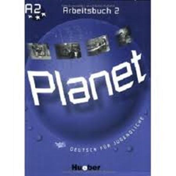 Planet 2 Arbeitsbuch