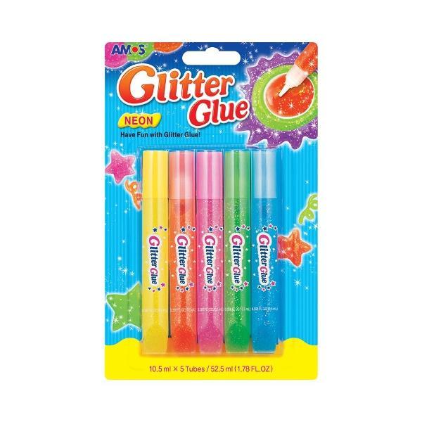 Gramaj5x105 mlAmbalare5 culorisetUMBucataVarsta4CuloareCulori neon galben portocaliu roz verde albastru