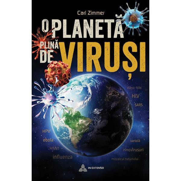Aceast&259; carte fascinant&259; exploreaz&259; lumea nev&259;zut&259; a virusurilor - parte dinuniversulîn care ne tr&259;im &537;i noi via&539;a Carl Zimmer prezint&259; cele mai recente cercet&259;ri despre modul în care viru&537;iine guverneaz&259; întreaga noastr&259; existen&539;&259; modul în care au contribuit la na&537;terea primelor forme de via&539;&259; modul în carecontribuie la producerea de noi boli cum
