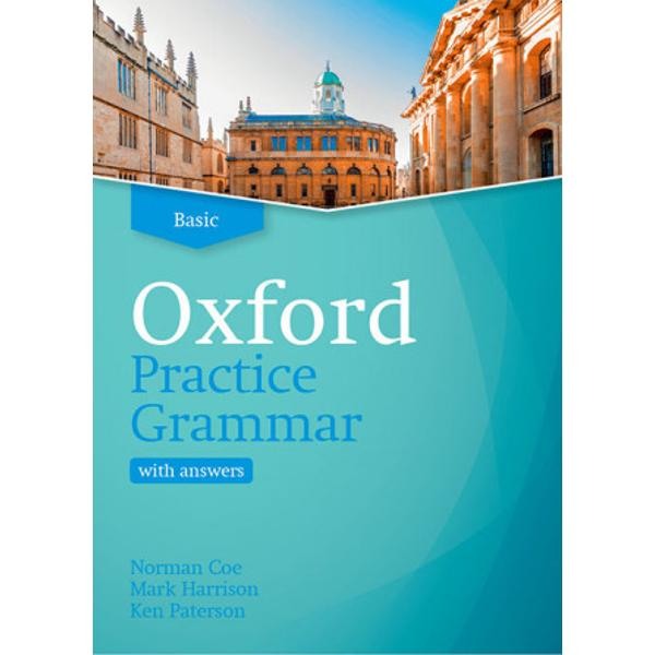 The second level in the Oxford Practice Grammar series Grammar structures are explained in detail with extended practice activities to build your confidenceOxford Practice Grammar knows that students need different types of explanation and practice at each stage of their study Intermediate gives you more detail with extended practice Great for the classroom or self-study and covers the grammar students need to know for the Oxford Test of English and B2 First exam