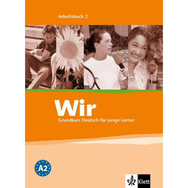 Das Arbeitsbuch enthält- eine Liste zum Kursvokabular Unterrichtssprache- Schreibaufgaben für die Hausarbeit weitere kommunikative und spielerische Aufgaben Aufgaben zur Rechtschreibung- ein integriertes Wörterheft mit dem Lernwortschatz im Kontext und Schreiblinien für die Übersetzung durch die Lernenden