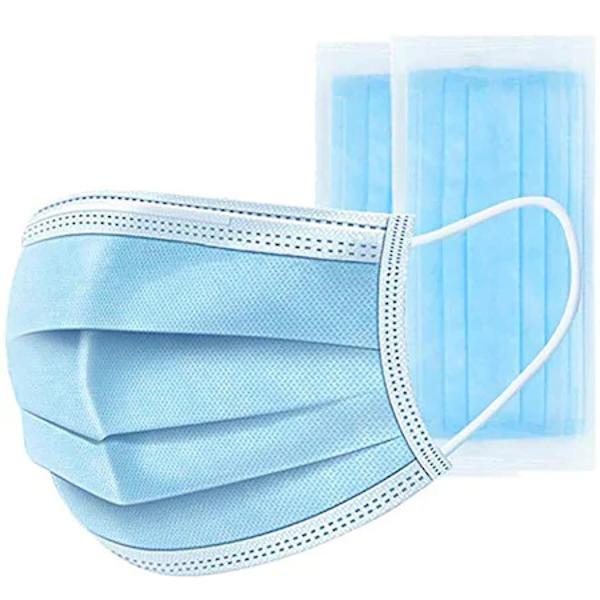 Masca faciala de protectie respiratorie din 3 straturi culoare albastra 5 bucati in pachetPrevazute cu elastic pentru prindere pe urechiCaracteristici Permit o respiratie fara efort si constituie o bariera eficace de filtrareSe adapteaza perfect la forma feteiMastile faciale sunt folosite pentru protectia cailor respiratorii Este un bun mediu de preventie in imprastierea de virusi care se transmit pe calea aerului