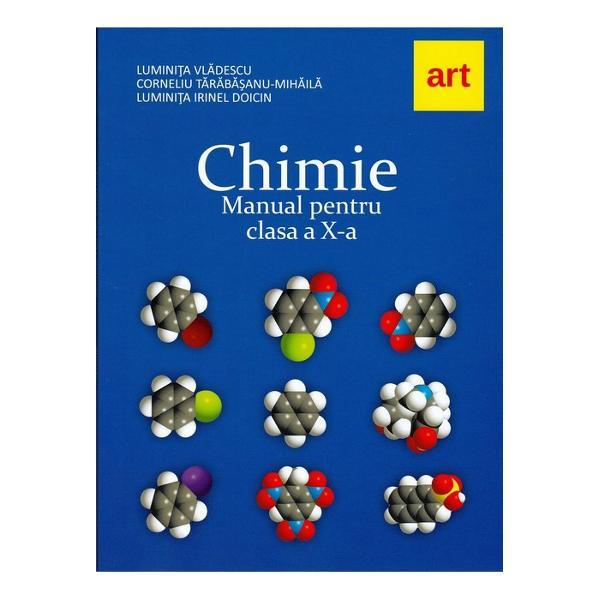 Manual pentru clasa a X-a Recomandat pentru admitere la Facultatea de Medicin&259;