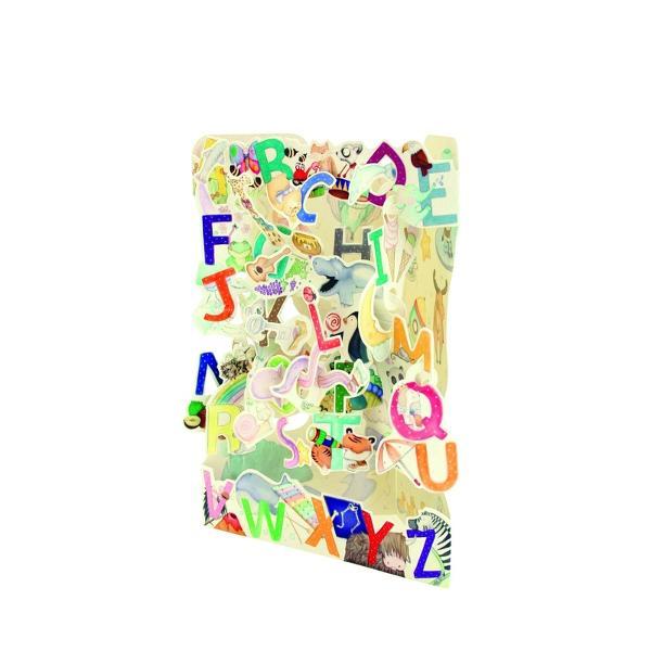 Felicitare 3D Swing Cards dinamica - De la A la ZFelicitarile 3D Swing Cards sunt cele mai detaliate bine concepute si interesante felicitari pe care le veti vedea vreodata O gama de felicitari tip pop-up multi-premiata sunt felicitari 3D interactive vin gata asamblate se deschid pentru a forma intr-un mod incredibil&160;forme&160;3D au&160; spatiu pentru mesajulDimensiunea 15 x 20 cm