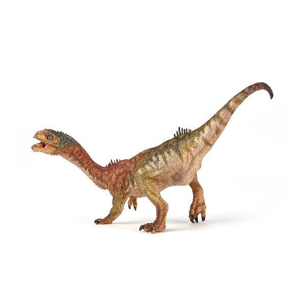 Figurina Papo-Dinozaur Chilesaurus este o jucarie educationala care poate fi colectionata atat de copii cat si de adulti Acum poti crea propria ta lume a dinozaurilor Nu contine substante toxice Dimensiuni 15 x 5 x 8 cm Greutate 50g Importator Jad Flamande