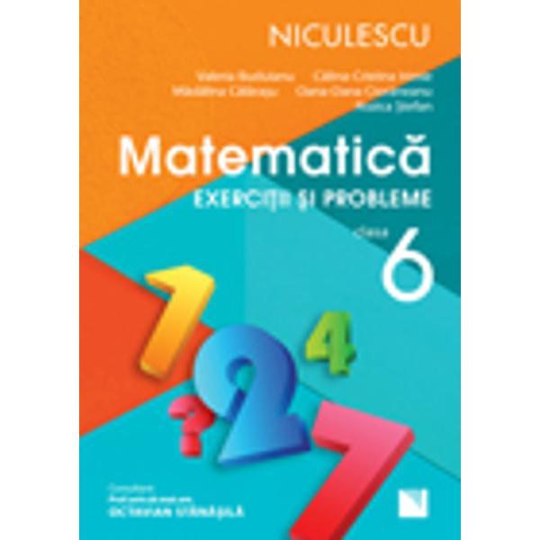 Matematica clasa a VI a Exercitii si probleme
