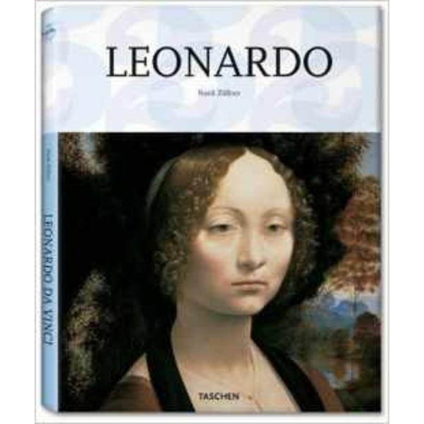 Pictor divin si geniu universal Leonardo da Vinci continua sa fascineze umanitatea chiar la 500 de ani dupa moartea sa Numeroase ilustratii permit redescoperirea spectrului complet al lucrarilor sale artistice si stiintifice