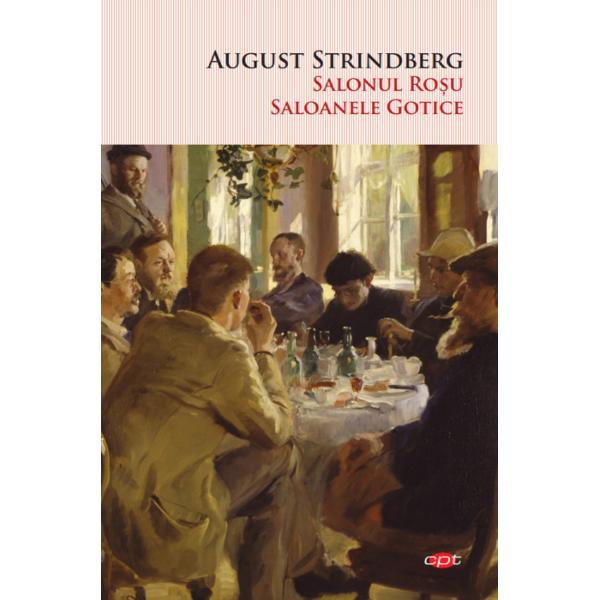 Publicat în anul 1879Salonul Ro&537;ueste considerat primul roman modern suedez Arvid Falk un tân&259;r func&539;ionar m&259;runt cu aspira&539;ii idealiste un alter ego al autorului p&259;r&259;se&537;te obscuritatea birocra&539;iei pentru a deveni jurnalist &537;i scriitor Pe m&259;sur&259; ce exploreaz&259; diverse medii &537;i activit&259;&539;i sociale se confrunt&259; tot mai mult cu ipocrizia &537;i corup&539;ia Î&537;i