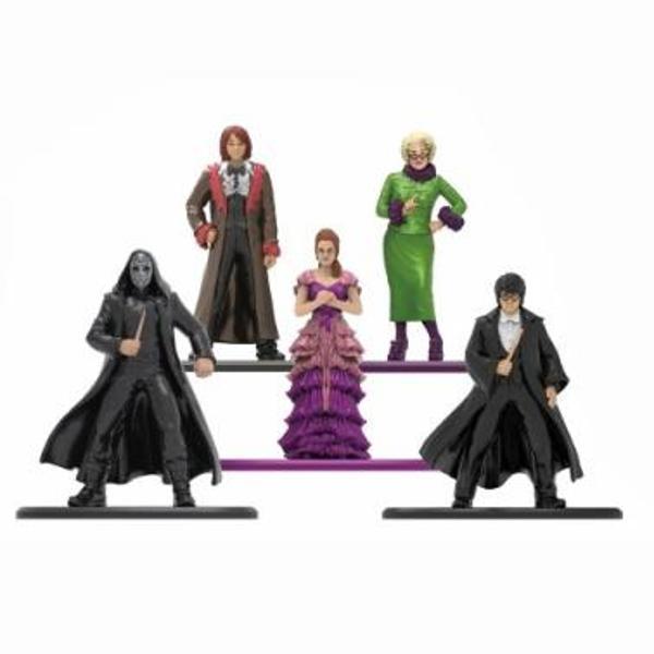 Toys Harry Potter 5 Figurine Metalice In Set Scara 1 La 65