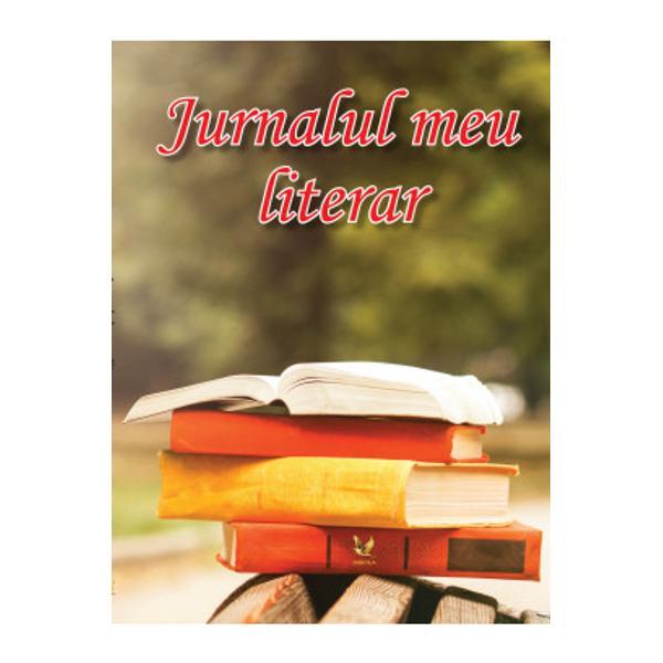 Acum e momentul perfect s&259; v&259; face&355;i ordine printre lecturi Acest jurnal special v&259; ajut&259; s&259; v&259; organiza&355;i experien&355;ele de lectur&259; &351;i s&259; v&259; nota&355;i p&259;rerile ideile în timp ce citi&355;i Printre filele acestui jurnal ve&355;i fi întâmpina&355;i de pagini care v&259; vor face s&259; zâmbi&355;i sau v&259; vor uimi cu lucruri noi pe care nu le