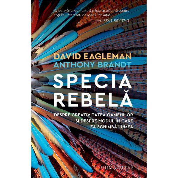 Împletind artele &537;i &537;tiin&539;ele specialistul în neuro&537;tiin&539;e David Eagleman &537;i compozitorul Anthony Brandt exploreaz&259; nevoia de noutate simularea viitorurilor posibile &537;i componentele sociale care anim&259; inventivitatea speciei noastre Antrenându-ne într-un tur al creativit&259;&539;ii umane de la Picasso la ma&537;inile-concept &537;i c&259;l&259;toriile pe Lun&259; Brandt &537;i Eagleman examineaz&259;