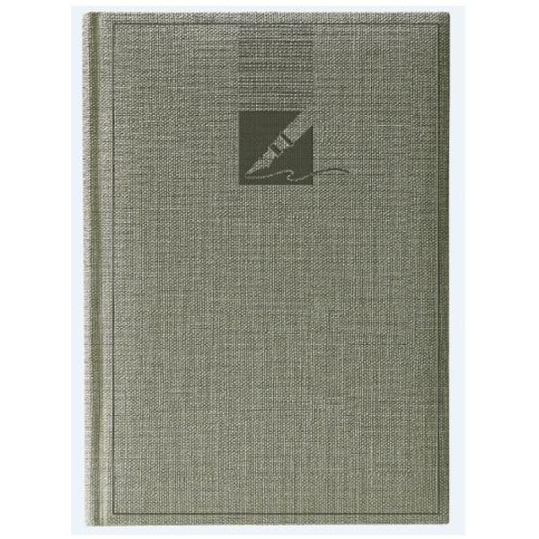 Agenda nedatata A6 352 pagini culoare gri