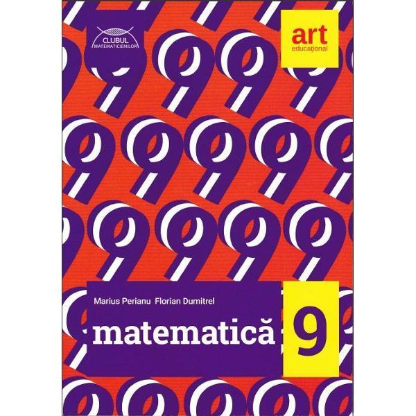 Culegere de matematica pentru clasa a IX a