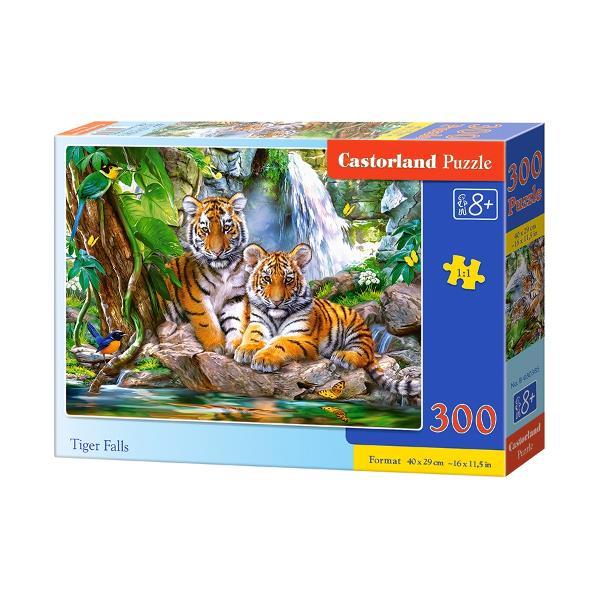 Puzzle CastorlandDimensiune ambalaj 325 x 225 x 5 cmDimensiune puzzle asamblat 40 x 29 cm