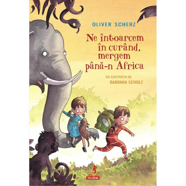 Vîrsta recomandat&259; 6Ce faci dac&259; un elefant î&355;i bate în geam seara tîrziu &350;i dac&259; acest elefant a fugit de la gr&259;dina zoologic&259; pentru a-&351;i vizita familia numeroas&259; din Africa &350;i dac&259; nici m&259;car nu &351;tie unde-i Africa Pui în rucsac ni&351;te mere ni&351;te pr&259;jiturele &351;i un glob p&259;mîntesc la&351;i un bilet pentru p&259;rin&355;i &351;i-l