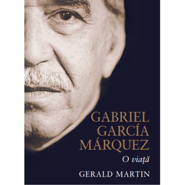 Gabriel García Márquez autorul romanelorUn veac de singur&259;tate&351;iDragostea în vremea holereieste unul dintre cei mai populari scriitori ai ultimilor cincizeci de ani Laureat al Premiului Nobel pentru Literatur&259; 1982 Márquez &351;i-a transfigurat propria via&355;&259; &351;i &355;inuturile columbiene natale în subiecte pentru fabuloasele sale scrieri Reu&351;ita autorului acestei biografii