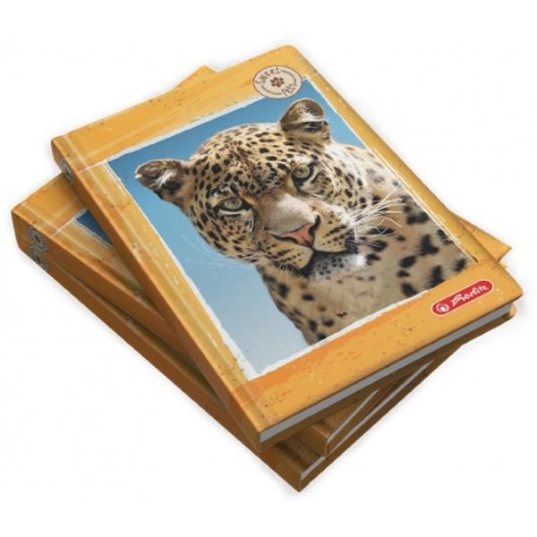 Agend&259; A5 2021 nedatat&259; 352 pagini motiv Jaguar· Numar pagini 352 file· Microperforatii in colturile paginilor· Hartie 60 gmp