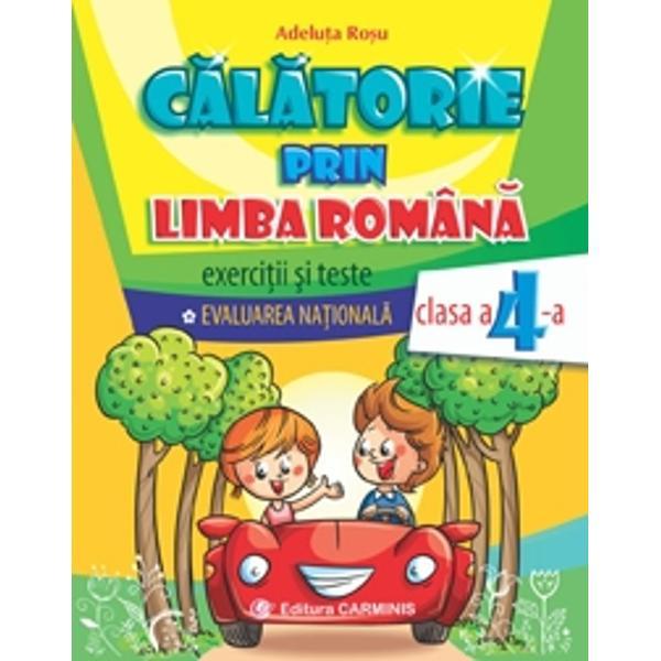 """Cartea de fa&539;&259; este alc&259;tuit&259; dup&259; noua """"Program&259; &537;colar&259; pentru disciplina Limba &351;i literatura român&259;"""" 2014 &537;i se adreseaz&259; atât elevilor din clasa a IV-a &537;i înv&259;&539;&259;torilor cât &351;i p&259;rin&539;ilor care vor s&259; le fie al&259;turi copiilor în c&259;l&259;toria prin limba român&259; Original &537;i util prezentul material va dezvolta la"""