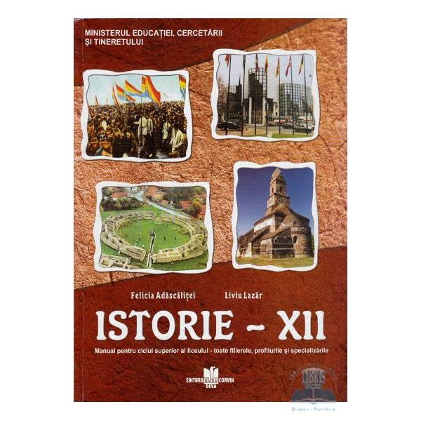 Istorie clasa a XII a