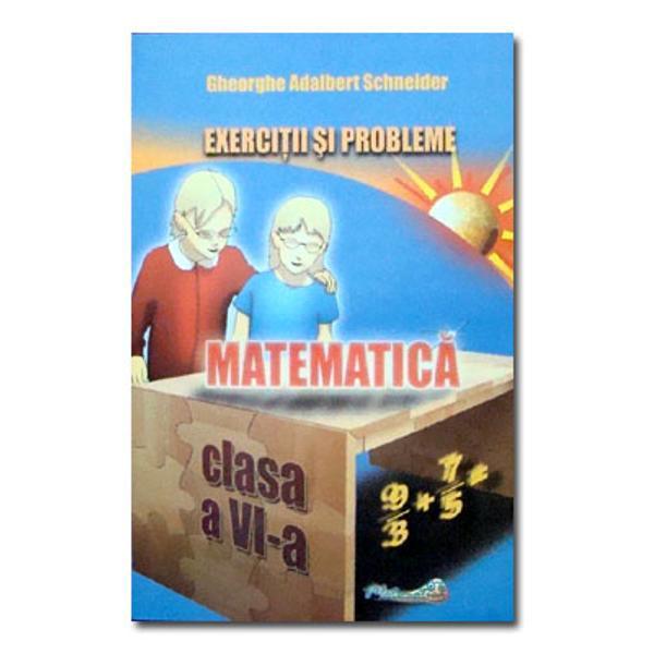 Schneider matematica cls VI