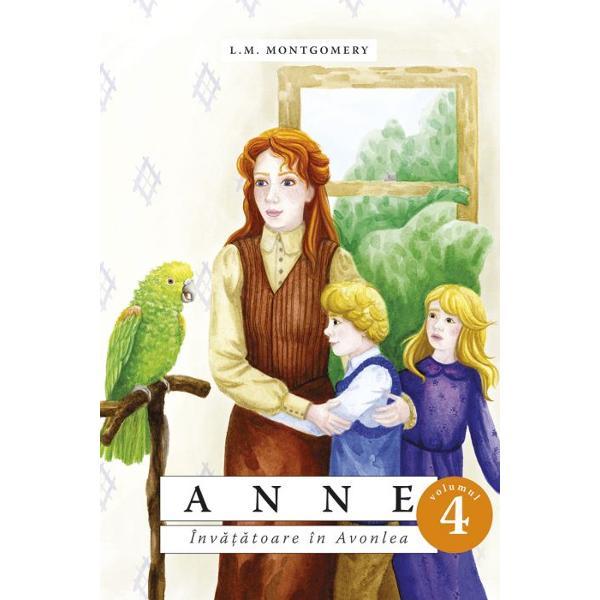 Anne este cel mai îndr&259;git personaj din operele de fic&355;iune destinate copiilor de la nemuritoarea Alice încoace Mark TwainAnne este la cei 17 ani ai s&259;i un boboc ce se deschide delicat spre lume înfrumuse&539;ând-o cu parfumul tr&259;irilor sale pe cât de adânci pe atât de curate &537;i de autenticeTân&259;ra înv&259;&539;&259;toare modeleaz&259; sufletele celor mici hr&259;nindu-i din