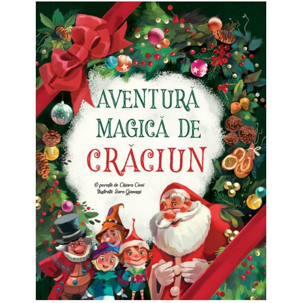 Ce au atat de special Mos Craciun si prietenii lui ciudati care-l insotescMicutul elf Paluk traieste o aventura uluitoare in cea mai frumoasa si magica noapte din an