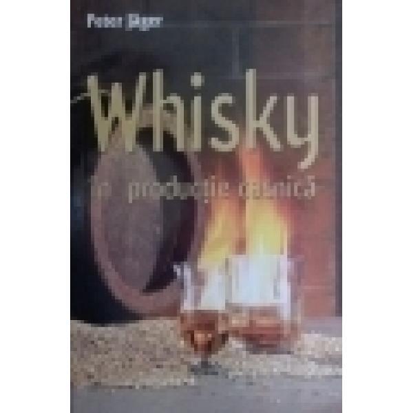 In prima parte a cartii autorul un specialist recunoscut descrie sortimentele de whisky existente si vorbeste despre originea si deosebirea lor dar si despre metodele diferite de preparare A doua parte ofera un ghid exact care poate fi folosit de orice producator domestic de rachiu pentru prepararea de whisky
