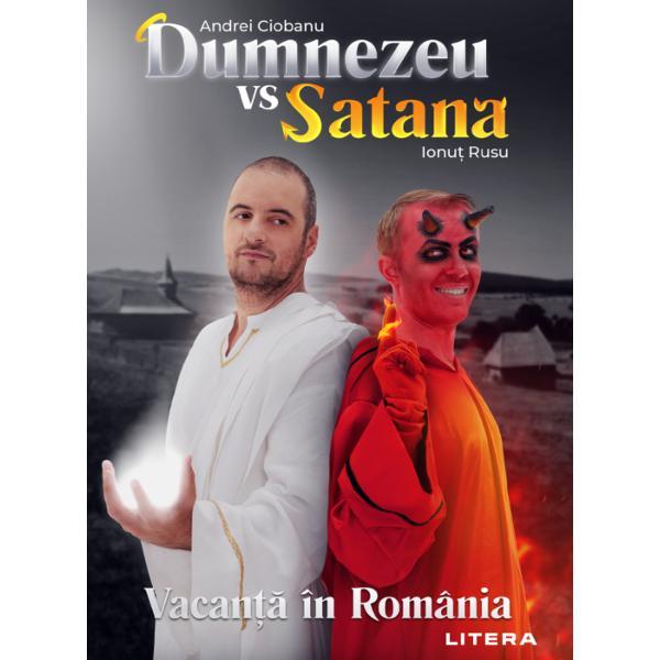 O fic&539;iune amuzant&259; prin care am încercat s&259; ne imagin&259;m ce s-ar întâmpla dac&259; atât Cel de Sus cât &537;i cel de jos ar veni pe P&259;mânt &537;i s-ar întâlni tocmai în România Oare cum se vede &539;ara noastr&259; prin ochii unui str&259;in care ajunge aici f&259;r&259; s&259; &537;tie mare lucru despre noi Trebuie s&259; recunoa&537;tem c&259; avem o &539;ar&259; a contrastelor