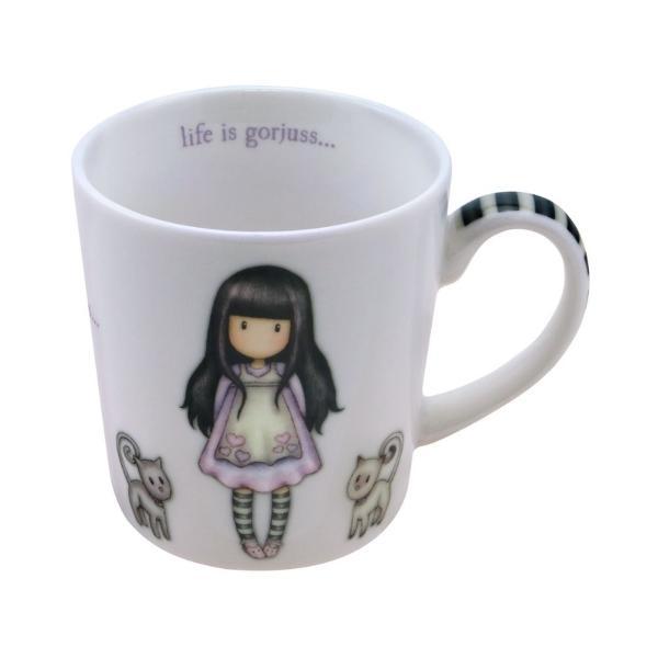 Cana mica Gorjuss Tall TailsCana mica Gorjuss Tall Tailseste un accesoriu nelipsit de acasa de la birou O cana practica este nelipsita din viata noastra Fie ca o folosesti dimineata la ceai sau cafea fie ca o folosesti pe parcursul zilei o cana este foarte utilaO cana poate fi cadoul perfect pentru orice eveniment Fie ca ai nevoie de un cadou pentru o aniversare sau pentru o onomastica o cana este un cadou perfect Cana mica Gorjuss Tall Tails