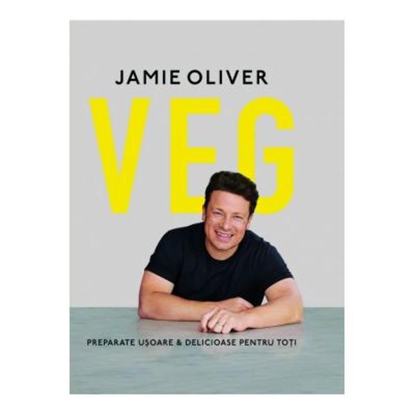 Jamie Oliver unul dintre cei mai iubi&539;i &537;i citi&539;i buc&259;tari din lume se &238;ntoarce cu idei pentru cele mai savuroase preparate vegetale Cu to&539;ii &238;ncerc&259;m s&259; includem c&226;t mai multe legume &238;n alimenta&539;ie fie pentru a ne &238;mbun&259;t&259;&539;i s&259;n&259;tatea fie pentru a reduce costul hranei sau a proteja planeta Inspirat de diversitatea &537;i ingeniozitatea buc&259;t&259;riilor de pretutindeni Jamie Oliver