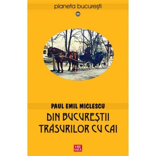 Paul Emil Miclescu PEM dupa&131; cum isi semna in facultate proiectele de arhitectura&131; si cum il numeau prietenii s-a na&131;scut la 20 mai 1901 odata&131; cu zbuciumatul secol al XX-lea pe care l-a insotit cu neclintita-i senina&131;tate aproape in intregime pa&131;ra&131;sindu-l la 22 martie 1994 Primii pasi in ucenicia inva&131;ta&131;turii i-au fost indrumati de cel care a fost mai tarziu dasca&131;lul Regelui Mihai profesorul si compozitorul  N Saxu autorul