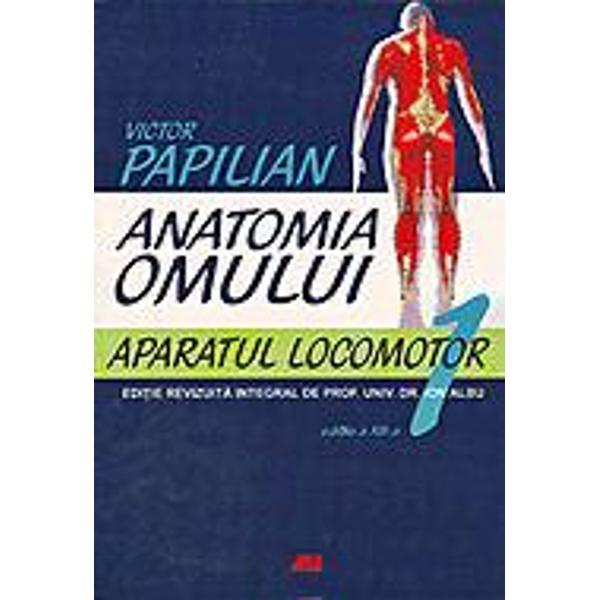 Anatomia omului volI