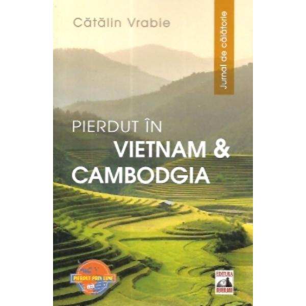 """Catalin spune ca via&539;a este ca un puzzle A&537; spune ca intregul glob pamantesc este ca un puzzle &537;i fiecare destina&539;ie pe care o atingi este o piesa componenta a saDe ceva vreme autorul nostru """"se pierde"""" pentru a aduna piesele acestui uria&537; puzzle incercand sa puna cap la cap cat mai multe dintre acestea Recent el """"s-a pierdut"""" in Vietnam &537;i Cambodgia reu&537;ind astfel sa mai gaseasca doua fragmente"""